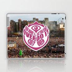 TomorrowWorld 2013 - Over Do It Laptop & iPad Skin