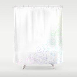 squids Shower Curtain