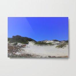 NaNa Sand Dune Metal Print