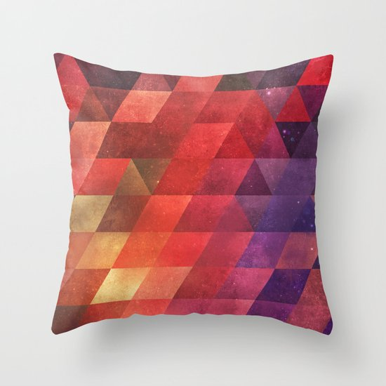 ympty ympty Throw Pillow