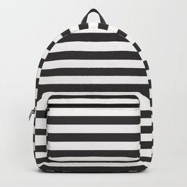 7-1015H-P1-0, Black horizontal lines, big size, Backpack