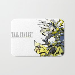 First Fantasy Bath Mat