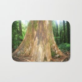 "Mountain Ash Tree (Aka ""The Big Boy"") Bath Mat"