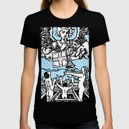 Modern Tarot Design - 20 Judgement T-shirt