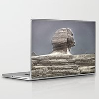egypt Laptop & iPad Skins featuring Egypt by Alex Alexandru