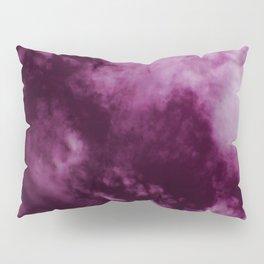 Magenta Sky Pillow Sham