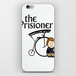 Number Six iPhone Skin