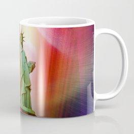 New York NYC - Statue of Liberty 2 Coffee Mug