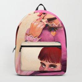 Meninos de rosa Backpack