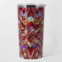 Divine Intention 3: Red Travel Mug