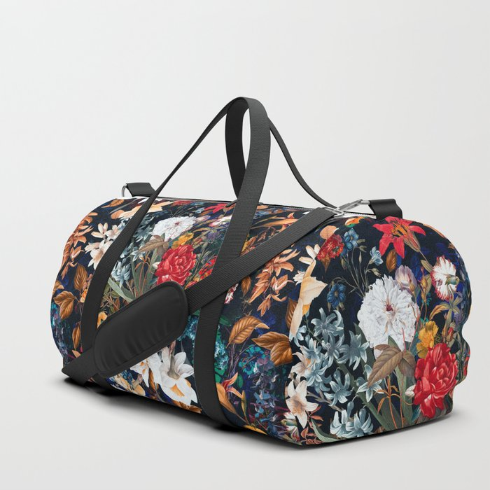 EXOTIC GARDEN - NIGHT XXII Duffle Bag