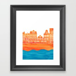 Dutch Framed Art Print