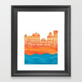 Dutch Framed Art Print