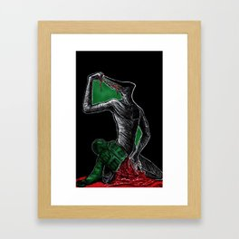 Ajin Framed Art Print