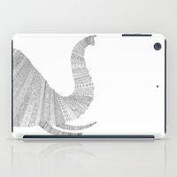 elephant iPad Cases featuring Elephant by Florent Bodart / Speakerine