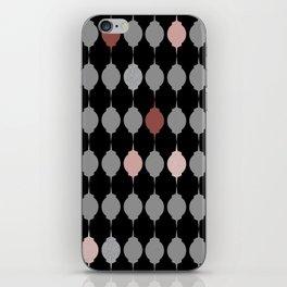 Rose Lanterns iPhone Skin