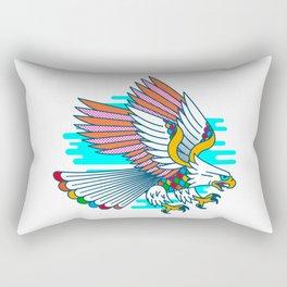 Flight of Fancy Rectangular Pillow