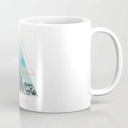 Sacred Geometry Stacked Rocks On A Beach Coffee Mug