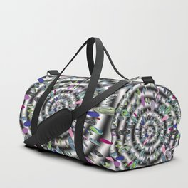 Down the drain Duffle Bag