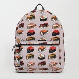 Sushi Beagle Backpack