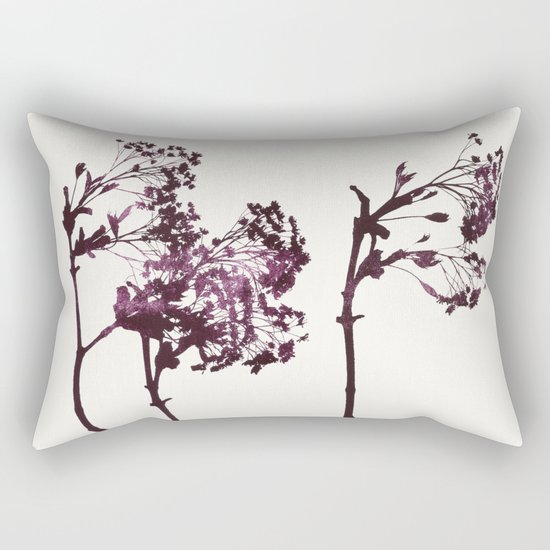 sugar maple 1 Rectangular Pillow