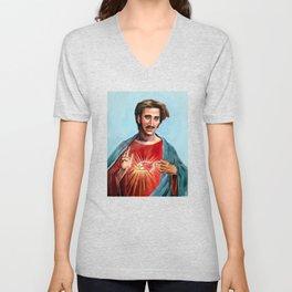 Jesus H.I. Christ Unisex V-Neck
