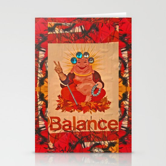 BALANCE! Stationery Cards