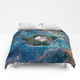 Dodecahedron Comforters