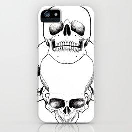 Humans iPhone Case