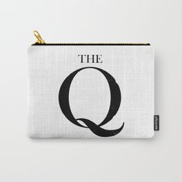 THE Q Carry-All Pouch