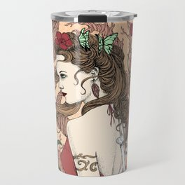 Butterflies Travel Mug