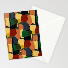Rondeau 6 Stationery Cards