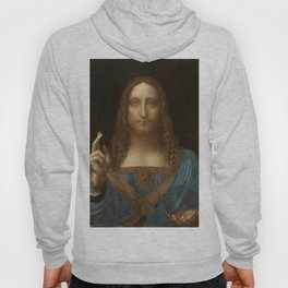 Price Slashed on 450M Leonardo da Vinci Salvator Mundi Hoody