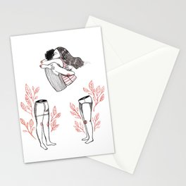 We should be together Stationery Cards
