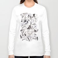 orca Long Sleeve T-shirts featuring ORCA by Alex Rocha