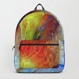 Hawaii - Island of Fire Backpack