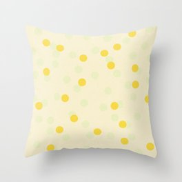 morning dress 2 Throw Pillow