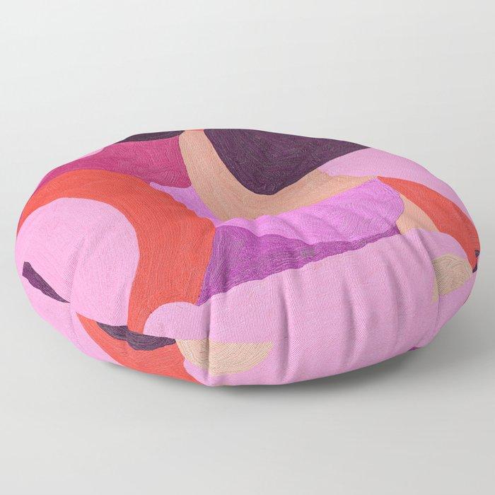 Conundrum Floor Pillow