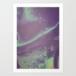 Abother Galaxy Art Print