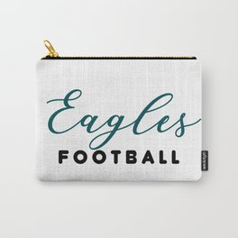 Eagles Football Carry-All Pouch