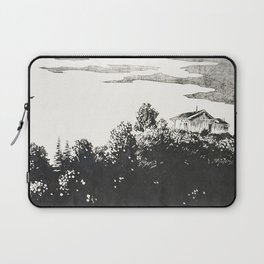 Lonely View Laptop Sleeve