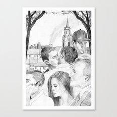 love is love Canvas Print