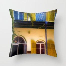 Hemingway House Throw Pillow