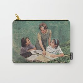 Geography Carry-All Pouch