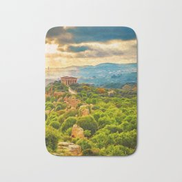 Agrigento and the Valley of the Temples Bath Mat