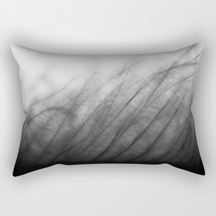 Gentle Grass Rectangular Pillow