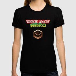Bronze League Hero T-shirt