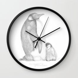 « Bb GEORGES » Wall Clock