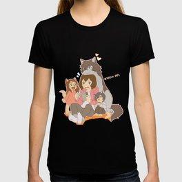 Ookami Kodomo Family T-shirt