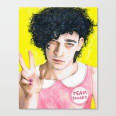 UGH! x ID Canvas Print